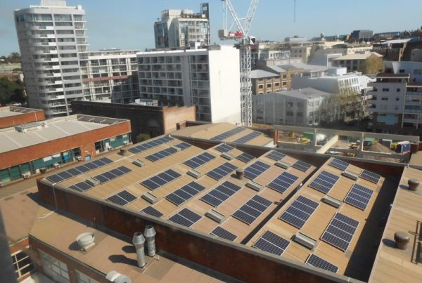 COMMERCIAL SOLAR INSTALLATION ULTIMO TAFE