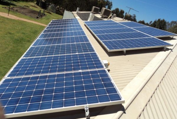 COUNTRY NSW SOLAR SYSTEM - ALBURY