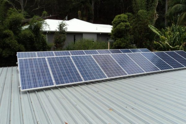 SOLAR INSTALLATION - WAGSTAFFE CENTRAL COAST