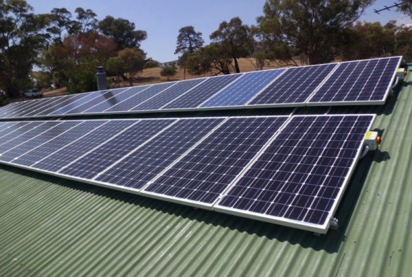 SOLAR PANEL SYSTEM - BOWNING 6.4 KW