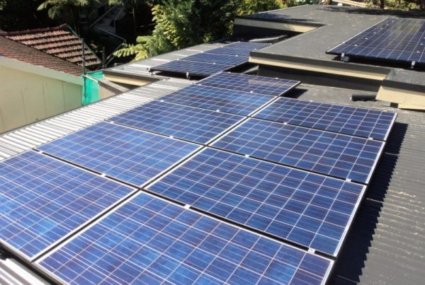 SOLAR SYSTEM INSTALLATION - NORTH SHORE